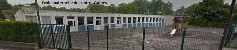 Ecole maternelle Guines