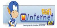 Inscription au Défi Internet 2018/19    (énigmes et production numérique)